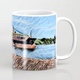 The Cienfuegos Bay de Cuba Coffee Mug