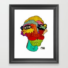 Double Framed Art Print