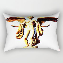 Victoria Alada  ( Winged Victory) Rectangular Pillow