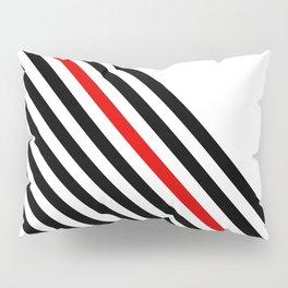 80s stripes Pillow Sham