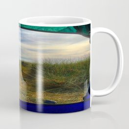 Gold Bluff Beach Camping Coffee Mug