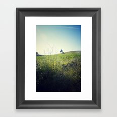 Natural Framed Art Print