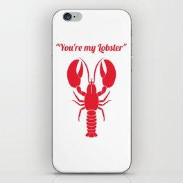 Catch iPhone Skin