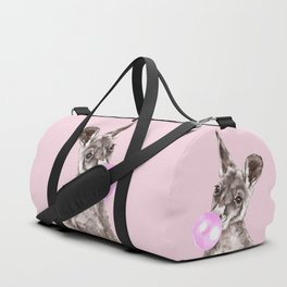 Bubble Gum Baby Kangaroo Duffle Bag
