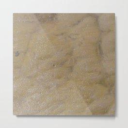 Texture #10 Mud Metal Print