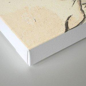 Le Lapin Canvas Print
