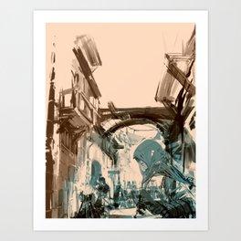Creed Art Print