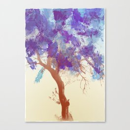 Water Your Tree of Life. Canvas Print