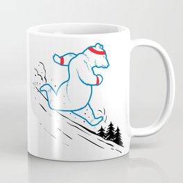 DA BEARS - RUNNING Coffee Mug