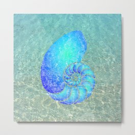 From the Bottom of the Ocean Metal Print