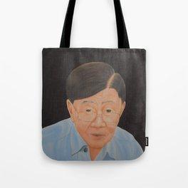 Laugh - Mr Lee Tote Bag