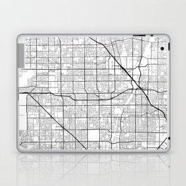 Minimal City Maps - Map Of Garden Grove, California, United States Laptop & iPad Skin