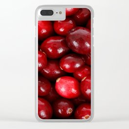 cranberries Clear iPhone Case