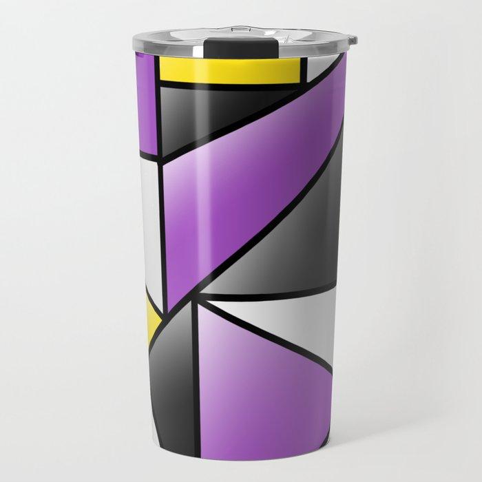 NB (pattern) Travel Mug