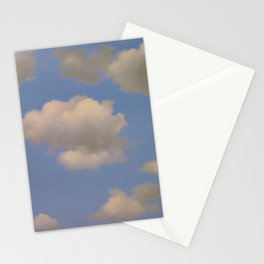 Clouds Surrealism Stationery Cards