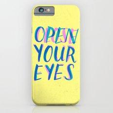 Abre/Cierra Slim Case iPhone 6s