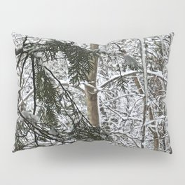 Icicles on The Tree Pillow Sham