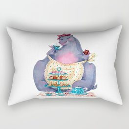 Tea 5 o'clock Rectangular Pillow