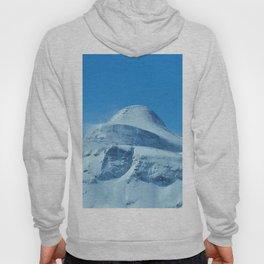 The imposing peak of Gjaidstein, Austria Hoody