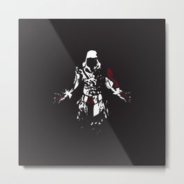 Ezio Auditore de Firenze Metal Print