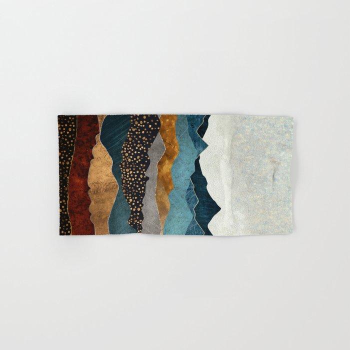 Amber Dusk Hand & Bath Towel