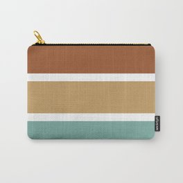 Stripes Pattern No.14 Carry-All Pouch