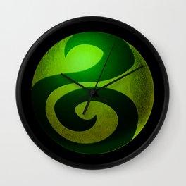 Design-22 Green Wall Clock