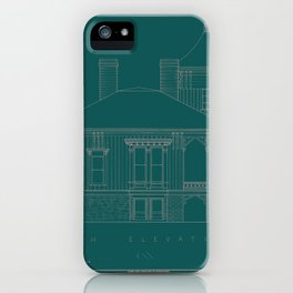 Ornate House 10 iPhone Case