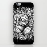 chaos iPhone & iPod Skins featuring Chaos by toto6