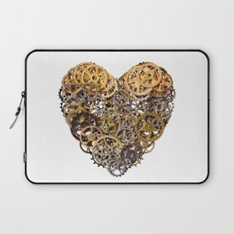 Mechanical heart Laptop Sleeve