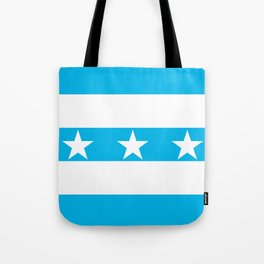 Guayaquil city flag Tote Bag
