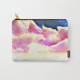 COTTON CANDY CLOUDS Carry-All Pouch