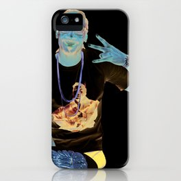 Snoop and Cookies iPhone Case