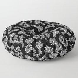 Joshua Tree Pattern by CREYES Floor Pillow