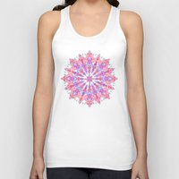bohemian Tank Tops featuring Bohemian by micklyn