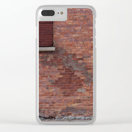 bricks Clear iPhone Case
