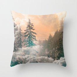 persephone. Throw Pillow