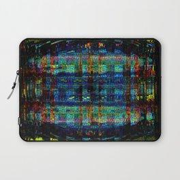"""""""Conical Weaver Vapour Grid"""" Laptop Sleeve"""