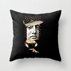 Budapest Throw Pillow