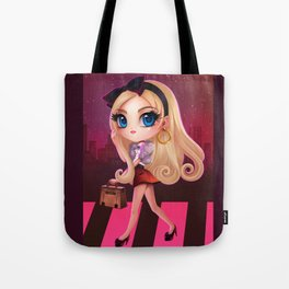 Fashionista Tote Bag