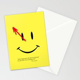 The Comedian Stationery Cards