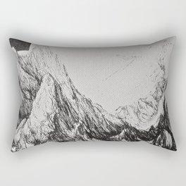 Harmony Sketch 7 Rectangular Pillow