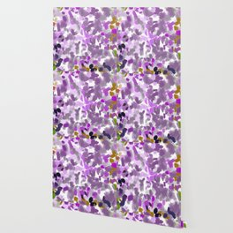 Color Flakes III Wallpaper