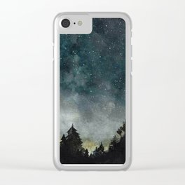 You are not alone inspired by Kolbie Blume's AMAZING Skillshare class Clear iPhone Case
