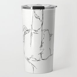 THINGS COLLECTION | MIDDLE FINGER Travel Mug