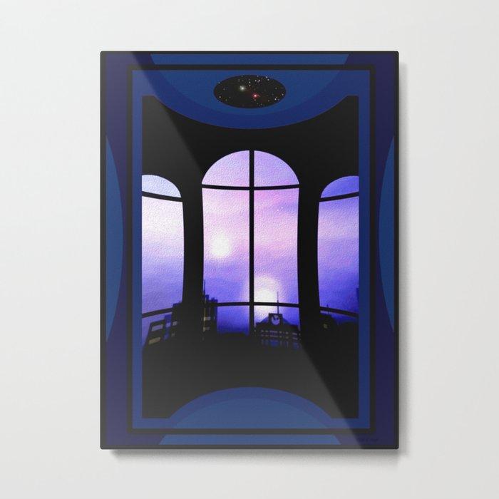 Centauri, proxima prime. Metal Print