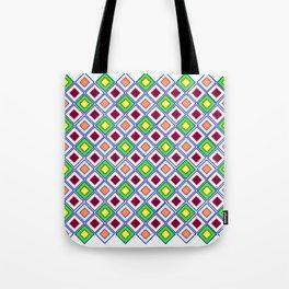 Klassik Muster   (A7 B0009) Tote Bag