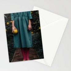 new adam's apple (II) Stationery Cards