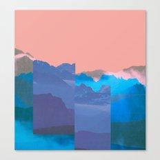 Mountain Mix 17.1 Canvas Print