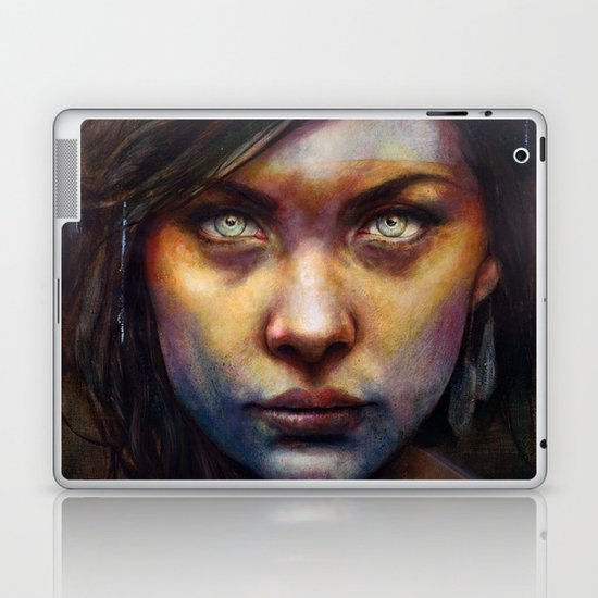 Una Laptop & iPad Skin